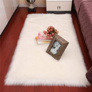 Wholesale faux fur: Hot Selling Carpets Area Faux Fur Rugs