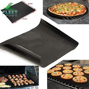 Wholesale sandwich bottom: Non Stick PTFE BBQ Grill Baking Mat
