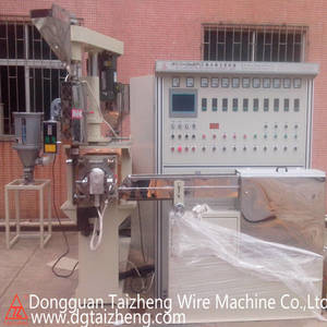 Wholesale laser straightness measuring: Plastic Extruder Machine for Copper Wire