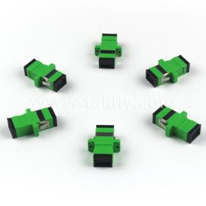 Wholesale directional coupler: Sc/APC To Sc/APC Simplex Singlemode Fiber Optic Adapter