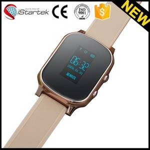 Wholesale m2m wireless module: Hotsell Children /Elderly GPS Tracker Bracelet/Mini  GSM Watch Tracker
