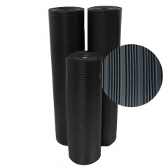 Wholesale abrasion resistant rubber sheeting: Non Slip Composite Rib Rubber Sheet