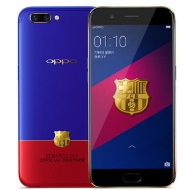 Sell OPPO R11 Official FC Barcelona 4GB 64GB