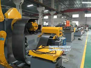 Wholesale rolling machine: KINGREAL Multi Sizes Shelving Panel Roll Forming Machine