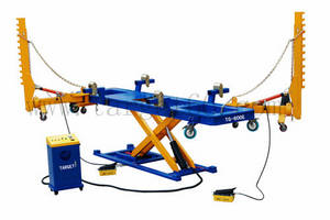 Wholesale fixed scissor lift: Car Repair Body Bench TG-800E