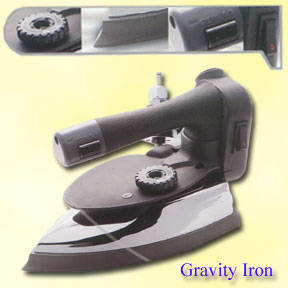 Wholesale korea: Silver Star Gravity Steam Iron