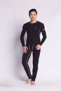 Wholesale Underwear Sets: MMR150001 Mens Wool Merino Clothing