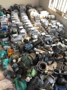 Wholesale electrical: Electric Motor Scrap / Used Electric Motor Scrap
