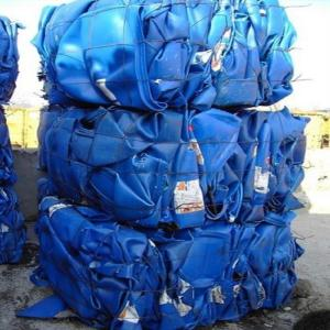 Wholesale hdpe scrap: HDPE Blue Drum Baled Scrap/HDPE Blue Drum in Bales