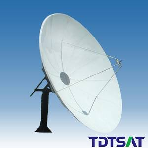 Wholesale Antennas for Communications: TDT 2.4m C-band Satellite Communication Receiving Dish Antenna