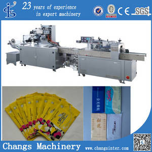 Wholesale wet tissue: SJB-250A Custom Vertical Automatic Wet Wipes Napkin Tissues Packaging Machine for Sale