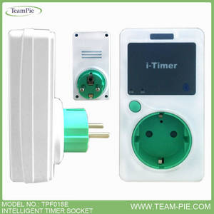 Wholesale Timers: Bluetooth Control Intelligent Timer Switch,Switching Timer,Power Timer,Set On/Off Time by Phone