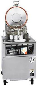 Wholesale automatic fryer: Commercial Pressure Electric Fryer