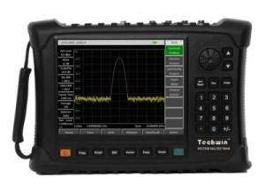 Wholesale high definition lcd monitor: Techwin TW4950 Portable Spectrum Analyzer for Field Test and Diagnosis