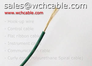 Wholesale Instrumentation Cables: Teflon FEP Insulated Medical Cable UL1330, UL1331, UL1332, UL1333