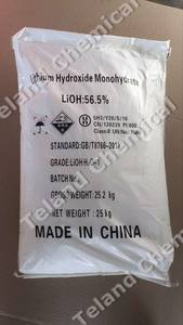 Wholesale Other Inorganic Chemicals: Lithium Hydroxide Monohydrate