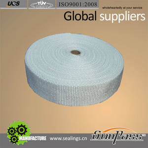 Wholesale Fiberglass Cloth: Anti-burning Fiberglass Strips Fiberglass Tape
