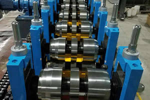 Wholesale pipe mill line: Cold Bending Steel Welded Pipe Mill Line