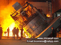 Wholesale used computer scrap: HX Steelmaking Electric Arc Furnace