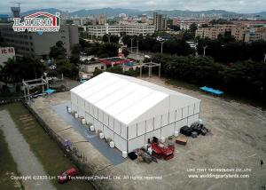 Wholesale Trade Show Services: Big Aluminum Tent and Marquee for Exhibition and Trade Fair