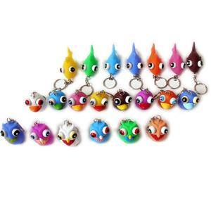 Wholesale odm&oem: OEM/ODM Eyes Popping Keychain for Promotional Gifts and Toys