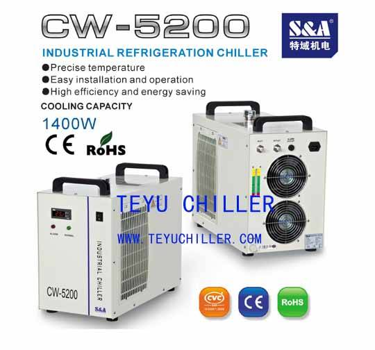 glass lift: Sell Cooled Water Chiller For RF Tube Laser Machine