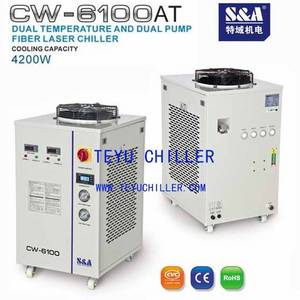 Wholesale heat pump water heater: Fiber Laser System Air Cooled Water Chiller