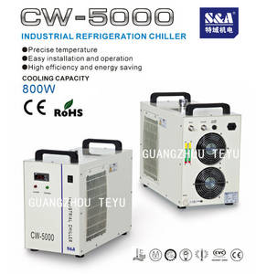 Wholesale cutter: Water Cooled Chiller for CNC Plasma Cutter Systems