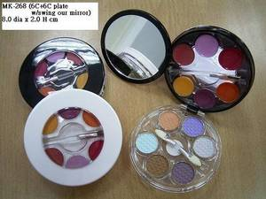 Wholesale makeup kit: Cosmetic, Makeup Kit - Lip Gloss & Eye Shadow Palette