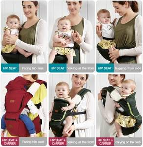 Wholesale pu timing belt: Hipseat Baby Carrier _simplefit+double Set