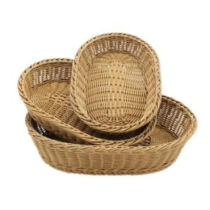 Wholesale bamboo raw material: Bamboo Basket From Safimex Company Vietnam