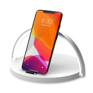 Wholesale fast charger: LED Mood Lighting Fast Wireless Charger