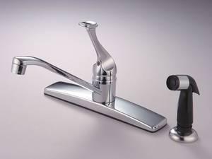 Wholesale single handle kitchen faucet: Single Lever Kitchen Faucet