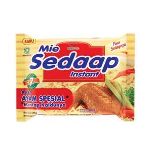 Wholesale Instant Noodles: Mie Sedaap Chicken Special Instant Soup Noodles
