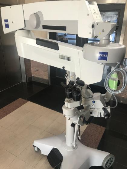 Sell Ziess OPMI VISU 210 S8 Surgical Microscope