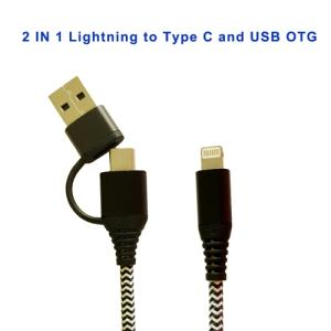 Wholesale Chargers: Type C To Lightning Iphone Cable