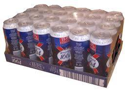 Wholesale canned goods: Good Quality  Kronenbourg Blanc Beer 1664 in Differrent Sizes Bottles/Cans
