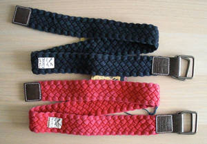 Wholesale Belt Buckles: Weave Belt