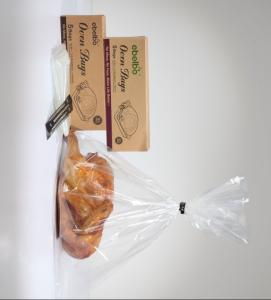 Wholesale heat-resistant: Heat-resistant Microwave Cook Roasting Turkey Oven Packaging Bag
