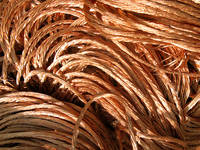Copper Wire Scrap 99.99%