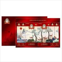 Cheon-go-in Korean Red Ginseng Gift Set 2 (Honeyed Korean Red Ginseng + Korean Red Ginseng Extract)