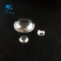 Customized New Designs Optical Sapphire Convex 34mm Lens