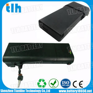Wholesale 36v 10ah battery: 10S4P 36V 11.6Ah Samsung Cell Electric Bike Rack Battery with CE, UN38.3