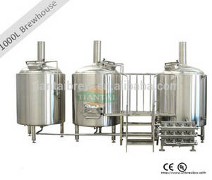 Wholesale water dispenser faucet: Craft 50-1000L Brewery Equipment for Sale