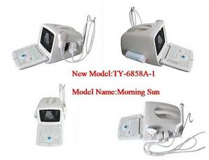 Wholesale urology equipments: B/W Portable Ultrasound Machine with ISO9001/ ISO13485/ FSC/CE