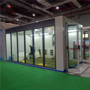 Wholesale clean room booth: TIANYI CE Standdard Car Spray Paint Bake Booth Manufacturer