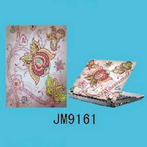 Wholesale mac: Fashionable Matt Vinyl Laptop Skins Non-toxic Mac Laptop Stickers
