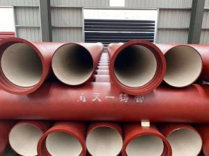 Wholesale bitumen 80 100: ISO 2531, EN545 , EN598 Ductile Cast Iron Pipe K9, C40, C30, C25 for Water Supply
