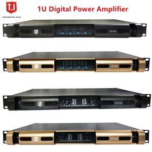 Wholesale Amplifier: DP Digital Amplifier  for Speaker, Small Light Weight Amplifier, 1U