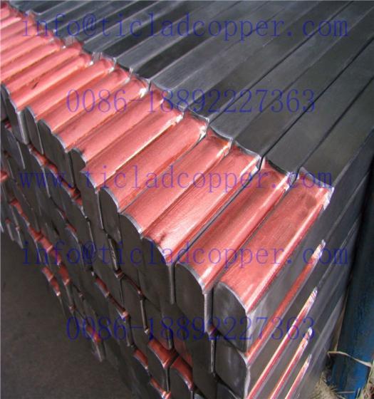Sell titanium metal cladding